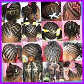 Kids Hairstyle & Braids ❤❤❤❤❤