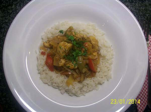 Low Fat Chicken Curry Recipe