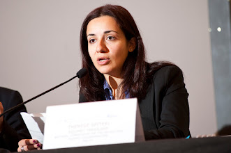 Photo: Therese Spiteri from the National Commission for the Promotion of Equality (Malta)