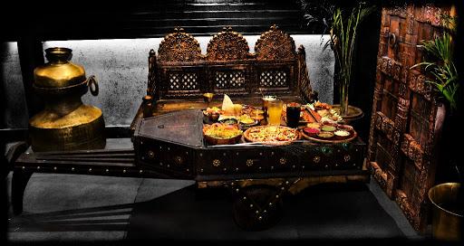 Govindam Retreat menu 4
