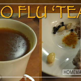 No Flu Tea.