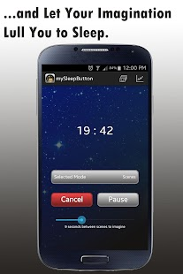mySleepButton®- screenshot thumbnail