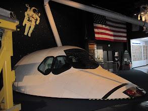 Photo: Space Shuttle Simulator