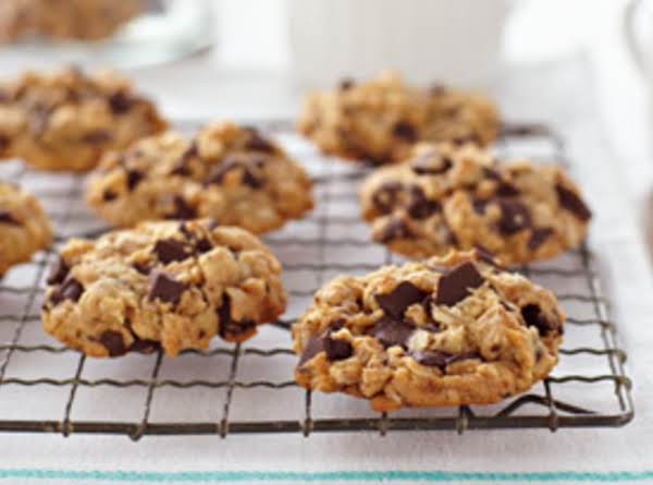 Colonial Peanut Butter Oatmeal Cookies Recipe