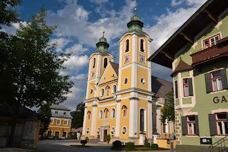 Photo: Kościół Wniebowzięcia NMP w St. Johann in Tirol