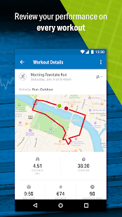 Download Run with Map My Run For PC Windows and Mac apk screenshot 3