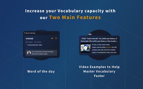 Diccionario VoiceTube para estudiantes de inglés