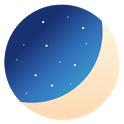 Luna diary - journal on the moon icon