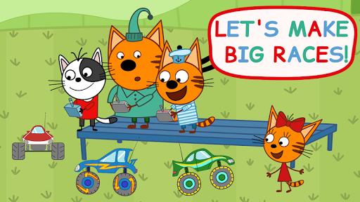 Kid-E-Cats: Kids racing. Monster Truck  screenshots 1