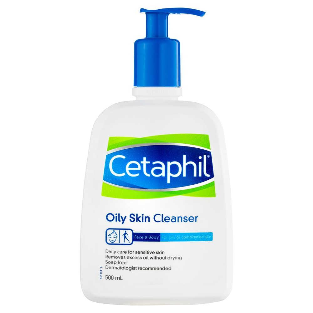 Cetaphil Oily Skin Cleanser