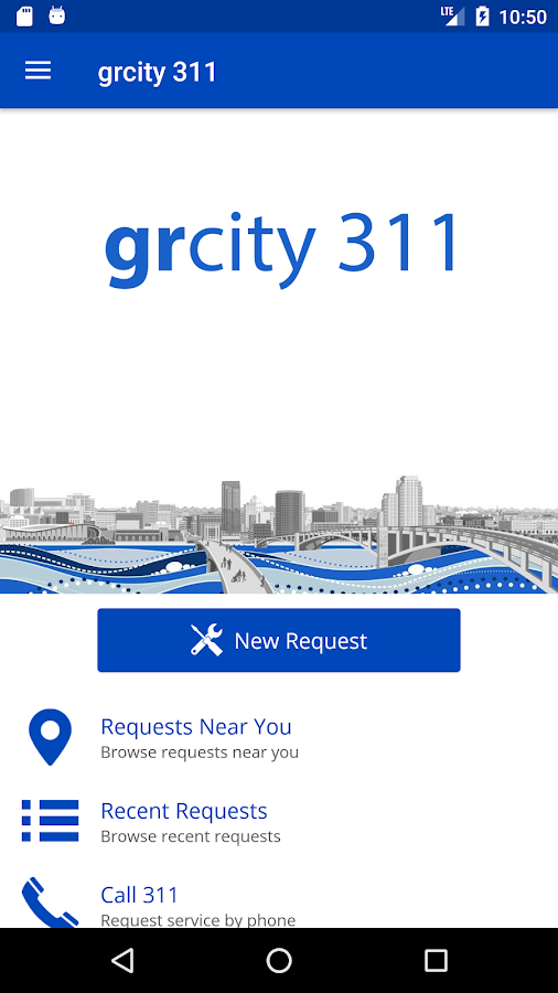 grcity 311- screenshot