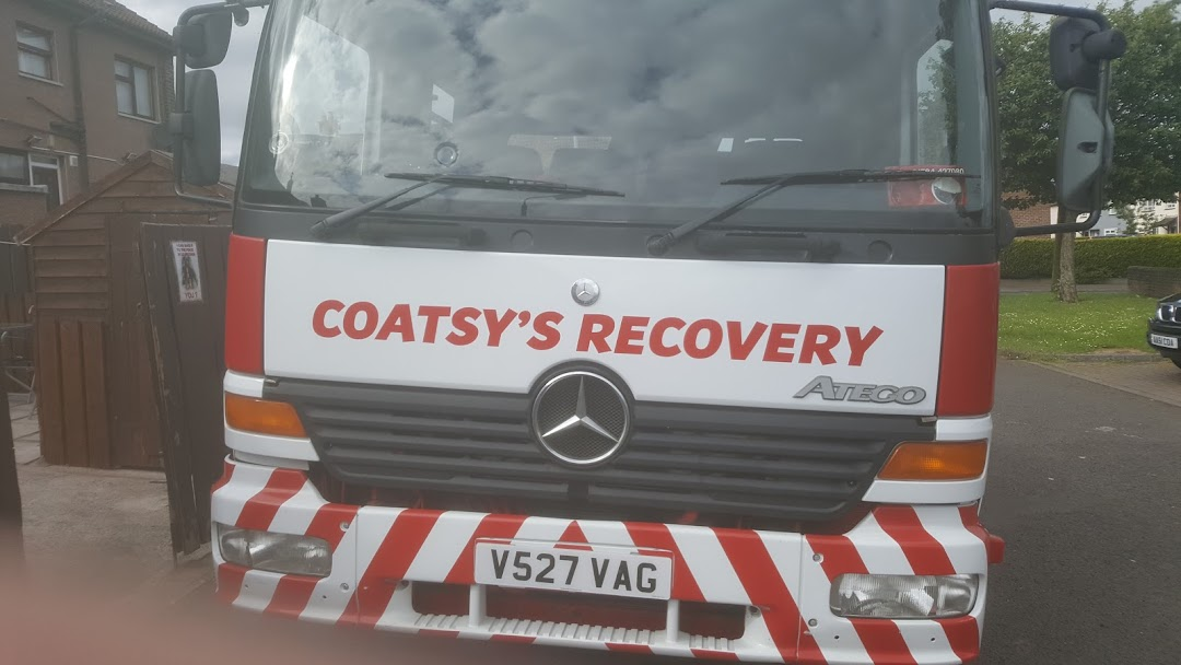 M5 Recovery Services - Vehicle Recovery Service