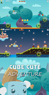 Download Cute Cube Adventure For PC Windows and Mac apk screenshot 7