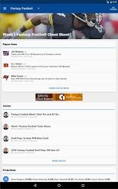 CBS Sports Fantasy Screenshot 8