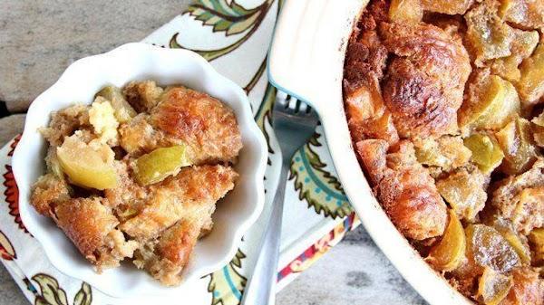 Apple Dumpling Frenh Toast Bake Recipe