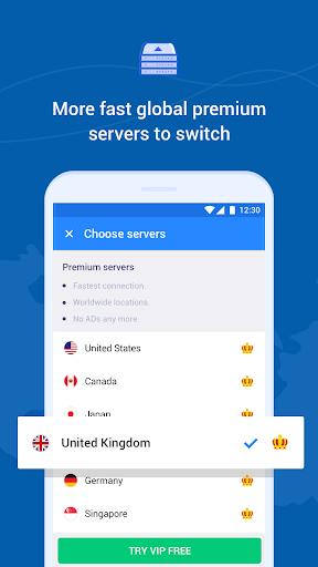 Hi VPN - Super Fast VPN Proxy, Secure Hotspot VPN 2.19.3.631 screenshots 6