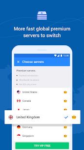 Hi VPN, Free VPN – Fast, Secure and Unlimited VPN 6
