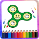 Spinner Coloring Book & Drawing Book Fidget APK