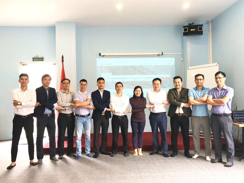Bổ nhiệm nhân sự mới trong mùa dịch Covid-19 của Tập đoàn MCC Group