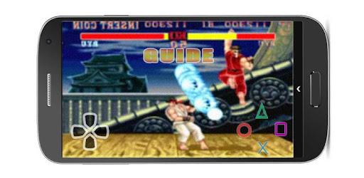Hints Street Fighter app (apk) free download for Android/PC/Windows screenshot