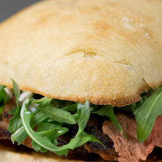 Rib Eye Steak Sandwiches