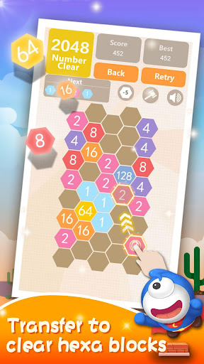 2048 Charm: Classic & Free, Number Puzzle Game 4.6501 screenshots 8