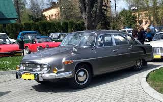 Tatra 603 Rent Banskobystrický kraj