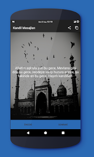 Kandil Mesajları - náhled
