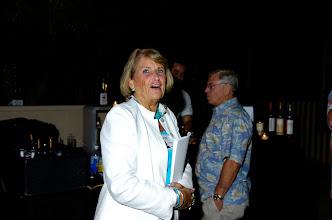 Photo: Sue Hatter Martin, Don Wesse, '56, husband of Barbi Knopp Wesser