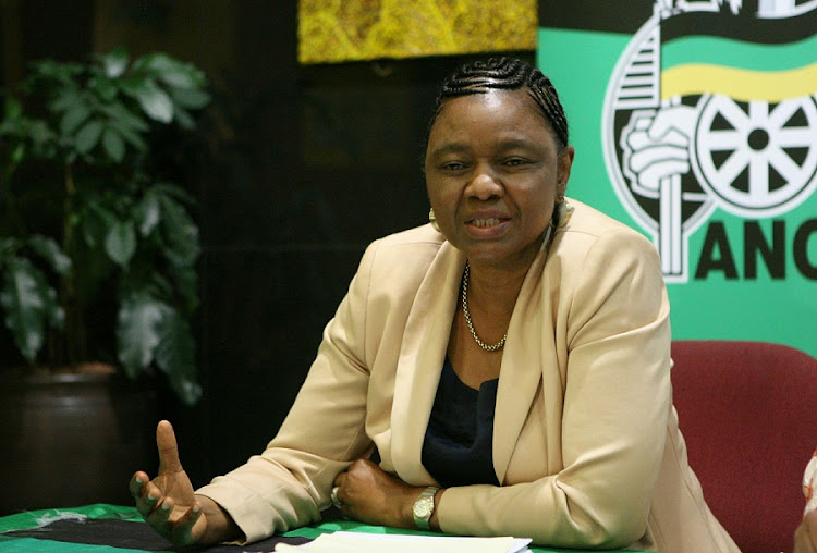 Minister Hlengiwe Mkhize. Picture: SOWETAN