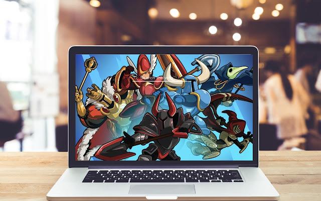 Shovel Knight Showdown Wallpapers Game Theme