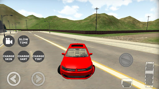 Passat Drift Driver Simulator - Full Drift Engine for PC