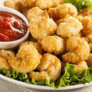Copycat Bubba Gump Popcorn Shrimp.