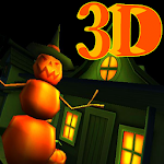 3D Halloween Live Wallpaper Icon