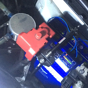 86 ZN6 2013年式のバッテリーのカスタム事例画像 シンスイさんの2018年07月22日20:37の投稿