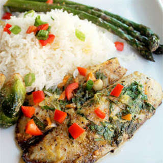 Hot and Spicy Fried Tilapia with Vegetables