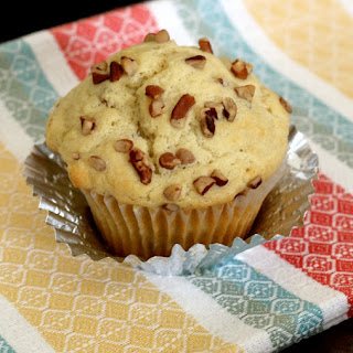 Buttermilk Pecan Muffins