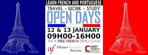 Open Days at the Alliance Française de Pretoria : Alliance Française de Pretoria
