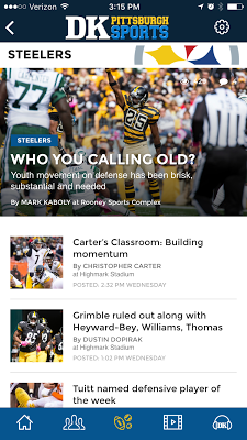 DK Sports - screenshot