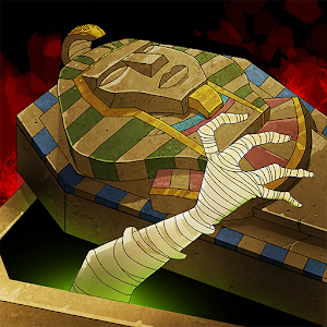 Escape : Tutankhamen's tomb