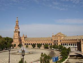 Photo: Sevilla - Plaza d' Españà