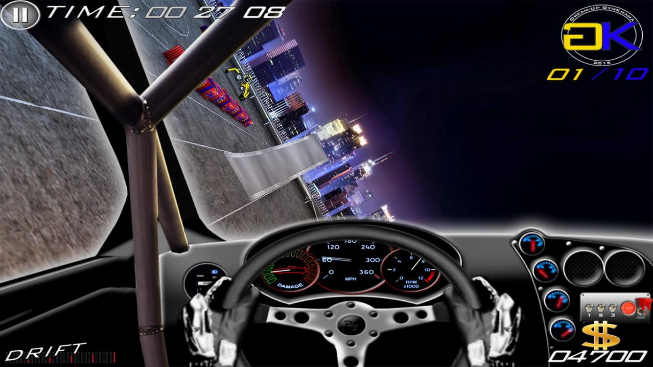 Speed Racing Ultimate 3 Free- screenshot
