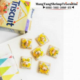 MangTangShrimpTriscuitini - Mango-Tango-Shrimp-Bite