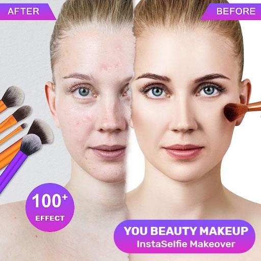 You Beauty Makeup : Makeover Parlour 1.6 Screenshots 4