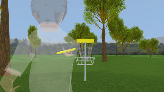 Disc Golf Game Range- screenshot thumbnail