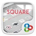 Square GO Launcher Theme icon
