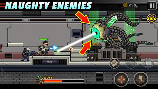 Iron Soldier - Super Metal Shooter Squad  captures d'écran 2