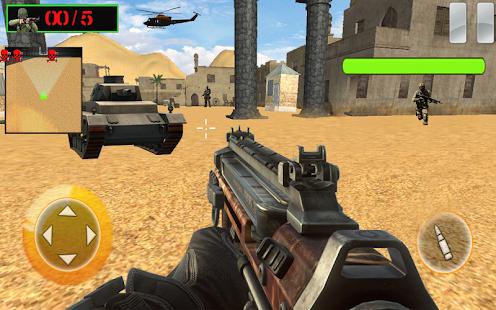 City Commando Action Fury - náhled