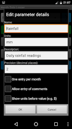 Handy Data Logger APK screenshot thumbnail 6