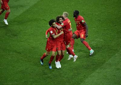 Brésil, on arrive : la Belgique renverse le Japon et file en quarts!!!